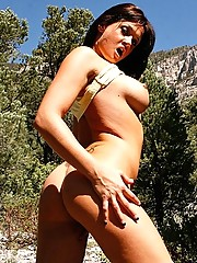 Tory Lane hunting on her day off for some big cock