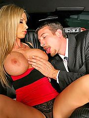 Jordan picks up his hot mistress nikki benz