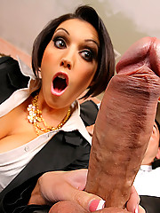 Dylan ryder was assigning chores to all mr.sneakys daughters while she took care of fucking him