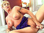 Busty Moms Masturbating