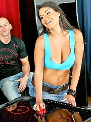 Charley Chase fucking long and hard in her class