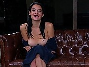 Amateur Casting Couch: Jessica is a true amateur