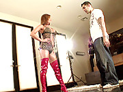 """Eva Angelina toys Tory Lane in this hot BTS Photo Shoot with their favorite photographer"""