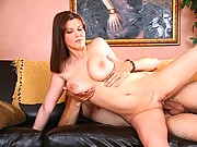 Sara Stone just got in a fight with her boyfriend and is talking about it with her friend�s brother. To cheer her up, he told Sara about his crush on her. Even though Sara�s flattered by his puppy love, she just wants to get fucked doggy style�