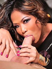 Smoking hot big tits asian kim tao gets fucked hard and cumfaced in these hot fucking limo back seat fucking pics