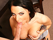 Hot chick gets fucked by her boss