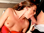 Sexy Tori Black Gets Punished Hardcore!