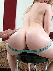 Welcome the barely legal Sunny Lane to the Bubble Butts lineup.
