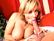 Nikki Sexx endures a hard cock in her mature milfy pussy