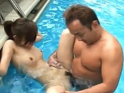 Asian Pool Porn