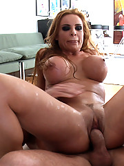 Bonny Bon is one of the hottest anal queens on the planet, but is she ready for the most brutal fucking of her career.