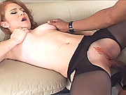 Redhead Cutie Lucy Fire Bent Over And Slammed