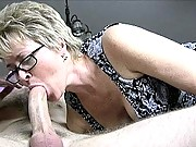 hot wife tracy blowjob at seemomsuck
