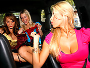 3 hot lesbian lingerie models share their hot slim bodies in this amazing lesbian 4 fucking movies