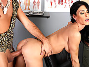 Jessica Jaymes loves getting pummeled by a young hard dick