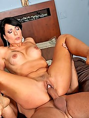 Zoey Holloway gets the mature young cocks that she deserves