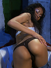 Anal Audition: Yasmine de Leon