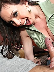 Rayveness hunts down the big cock she craves