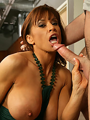 Devon Michaels let loose with her good friend last night and she