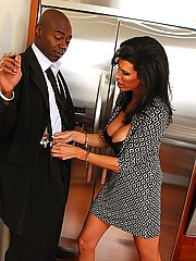 Shay Sights gets caught and fucks big cock to get out of trouble