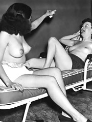 Horny vintage home made pictures of chicks