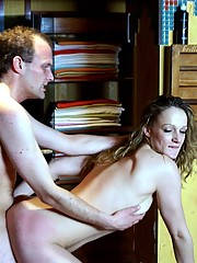Tourist horny massage at red light district