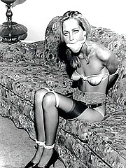 Vintage bondage sexy chicks naked pictures