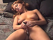 Redhead Teresa Gives Her Boyfriend A Blowjob And Takes A Pounding All On Film For The First Time