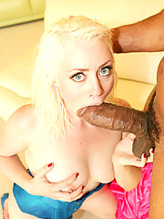 Lorelee Lee Ass Fucked With Fat Black Cock