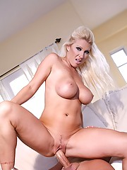 Stunning Milf Devon Lee Plowed With Hard Cock