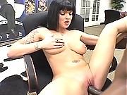 Shaved Pussy
