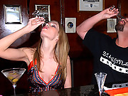 Check out this hot fucking milf babe gets her box rammed hard and finger fucked at the bar after getting picked up in these hoto 4 movies