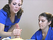 jc taylor and sofia resson nurse handjob jizz sample tug