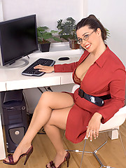 Office Tease