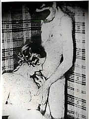 Hot classic chicks vintage anonymous fucking