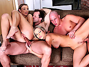 2 hot ass long leg euro college babes get fuckeed in their young asses pussies and mouths in this hot fucking full on fuck fest 4some 4 movies