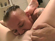 Hottie Sherri Gets Her Pussy Worked Over To Orgasm