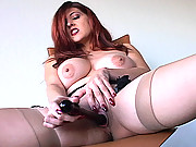 Boobs Masturbating