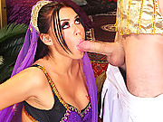 Eva Angelina getting her ass fucked hard