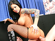 Mason Moore getting her virgin asshole ripped for the first time ever