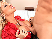Dr James fucking her patients big hard cock