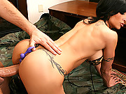 Jewels Jade gets her asshole ripped hard