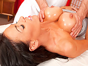 Hot milf gets rammed by her sons friend