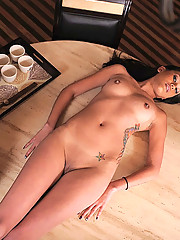 Watch these 2 smoking hot tight ass asian babes get their asian pussies drilled and finger fucked