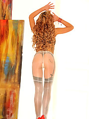 Sexy Asses in Pantyhose