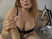 big amateur facial