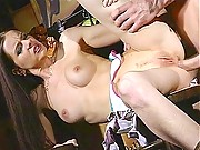 Busty Moms Anal