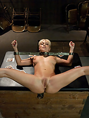 Kinky fantasy of hooker bound and fucked by pimp cop.