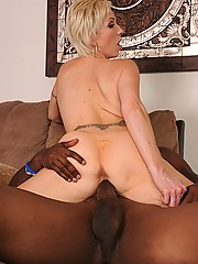 Interracial Big Ass