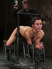 Princess Donna at the end of her 3 hours of getting fucked into oblivion and beyond.